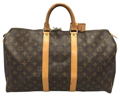 Keepall 45 Monogram. Travel Bag