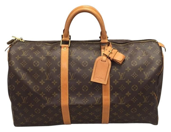 Keepall 50 Monogram. Travel Bag