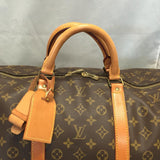 Vintage Keepall 60 Monogram. Comes With Luggage Tag And Handle Connector. Travel Bag