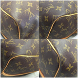 Keepall 55 Monogram Bandouliere. Travel Bag