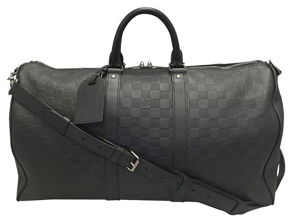 Keepall Bandouliere 45 Damier Infini Travel Bag