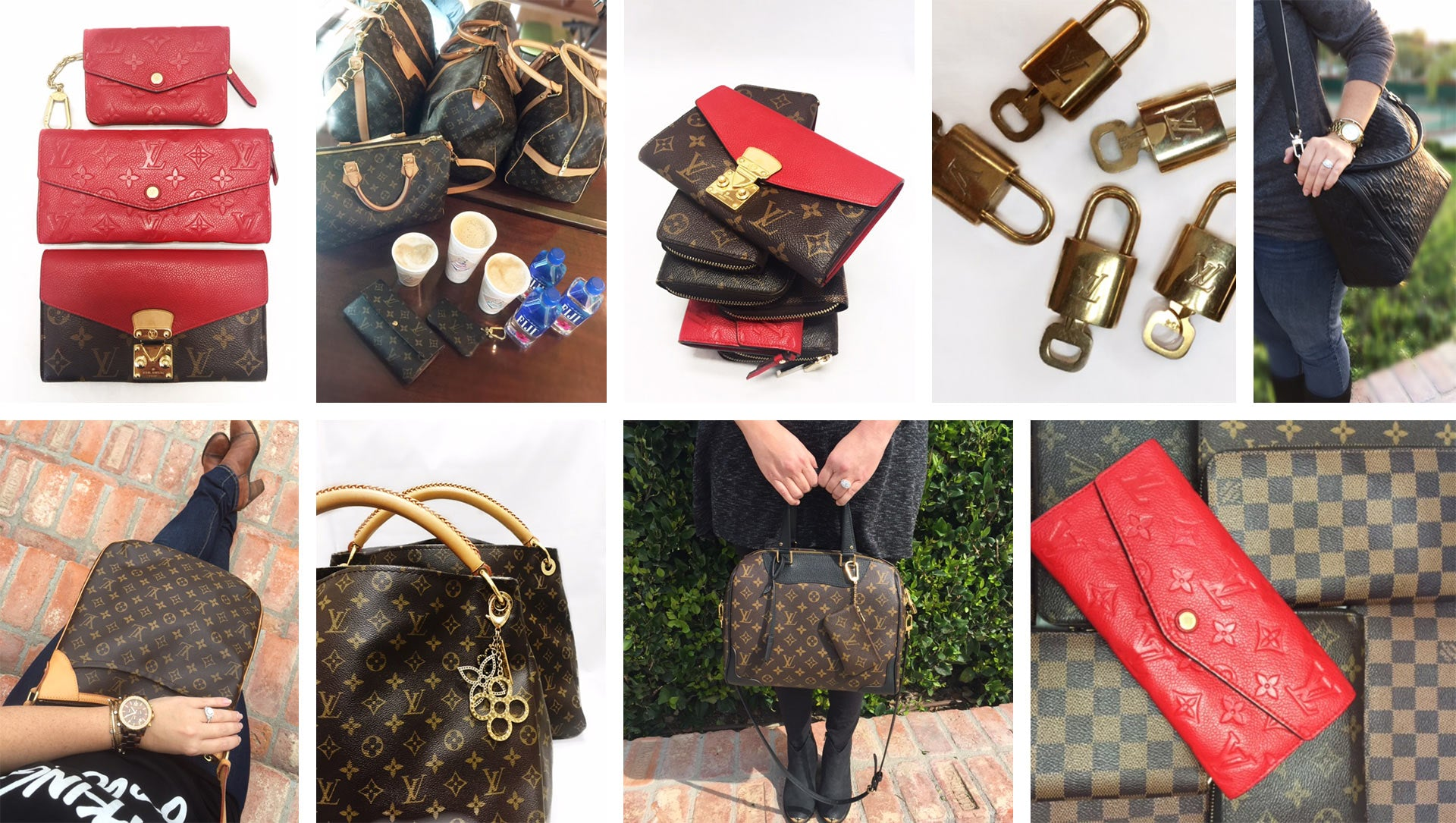 Louis Vuitton, Wallets and Accessories