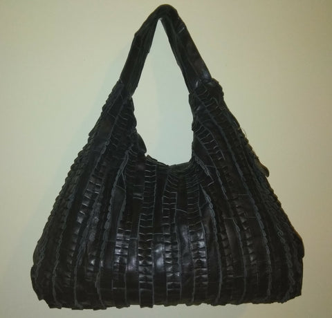 Tracy Gayle 100% Genuine Leather Hobo Bag