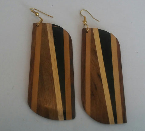 Tyla Wood Earrings
