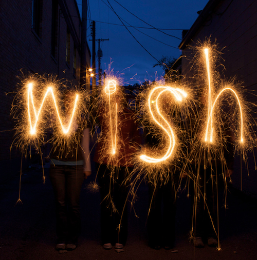 DIY Sparkler Photo - 4th of July Party Ideas