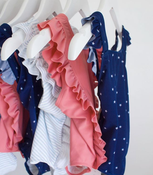 Promptly Journals 4th of July Kids Outfit Ideas - Minnow Swim