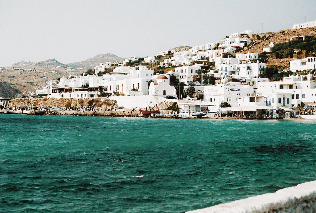 Promptly Journals Travel Guide to Greece