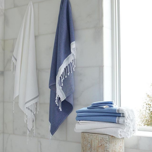 Coyuchi Organic Cotton Turkish Bath Towels - Best Wedding Gift Ideas