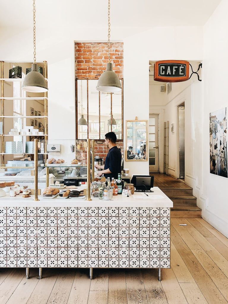Le Marais Bakery - San Francisco California - Mandi Nelson Photography