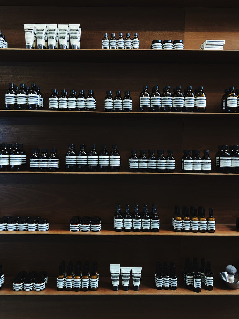 Aesop Skincare San Francisco California - Mandi Nelson Photography - Promptly Journals
