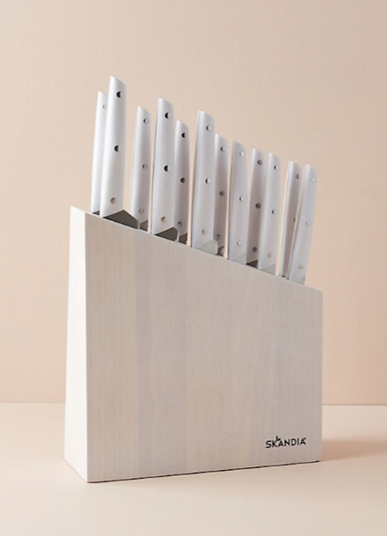 Talvi Knife Block Set - Anthropologie - Best Wedding Gifts