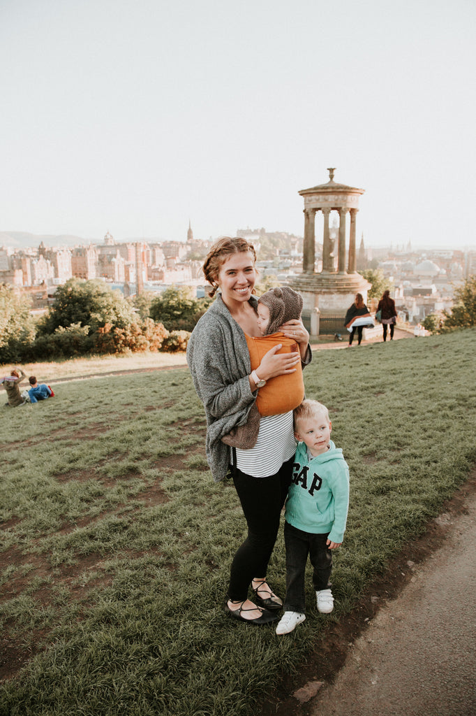 Calton Hill Edinburgh Scotland Stephanie Hammer Photo