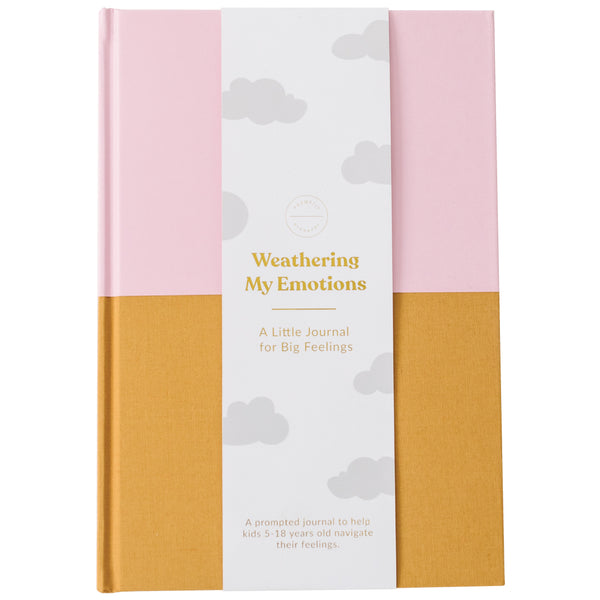 Emotions Journal - Blush Pink-Amber