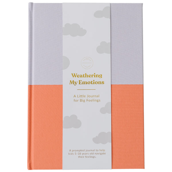 Emotions Journal - Lavender-Strawberry