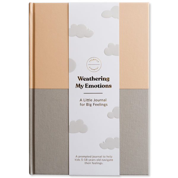 Emotions Journal - Sorbet - Fullmhouse X Promptly Journals