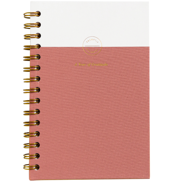 Gratitude Journals - Dusty Rose