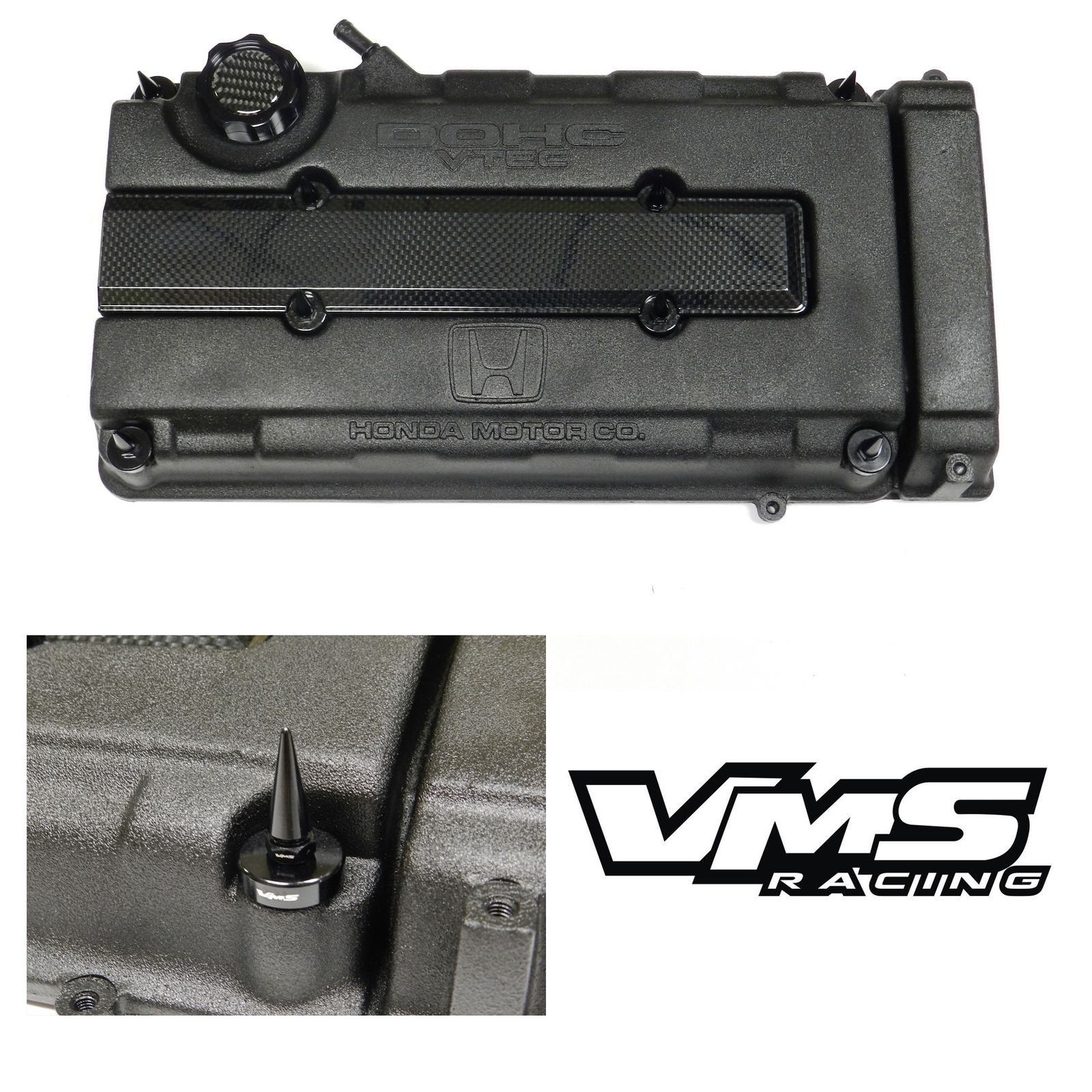 Honda/Acura Valve Cover Washer Seals & Spike/Bullet Nuts | VMS Racing