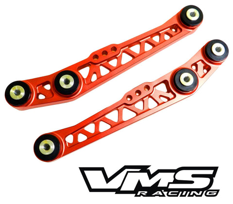 Suspension & Steering Caster/Camber Kits NEW POLISHED REAR LOWER ...