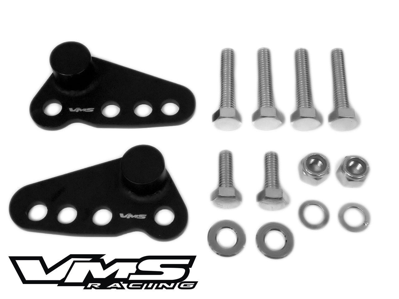 """2002-Later Rear Adjustable Lowering Kit 1-3/"""" For Harley HD Touring Street Glide"""