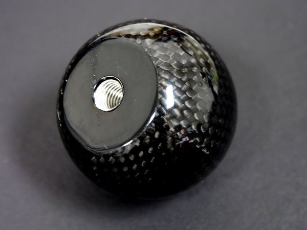 real carbon fiber shift knob for most automatic 88769