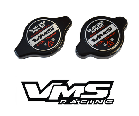 BILLET COVER CHROME HONDA ACURA B RADIATOR CAP VMS RACING OIL CAP
