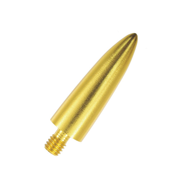 REPLACEMENT BULLET TIPS FOR 2 PIECE 50 CALIBER CAL BULLET STYLE ALUMIN
