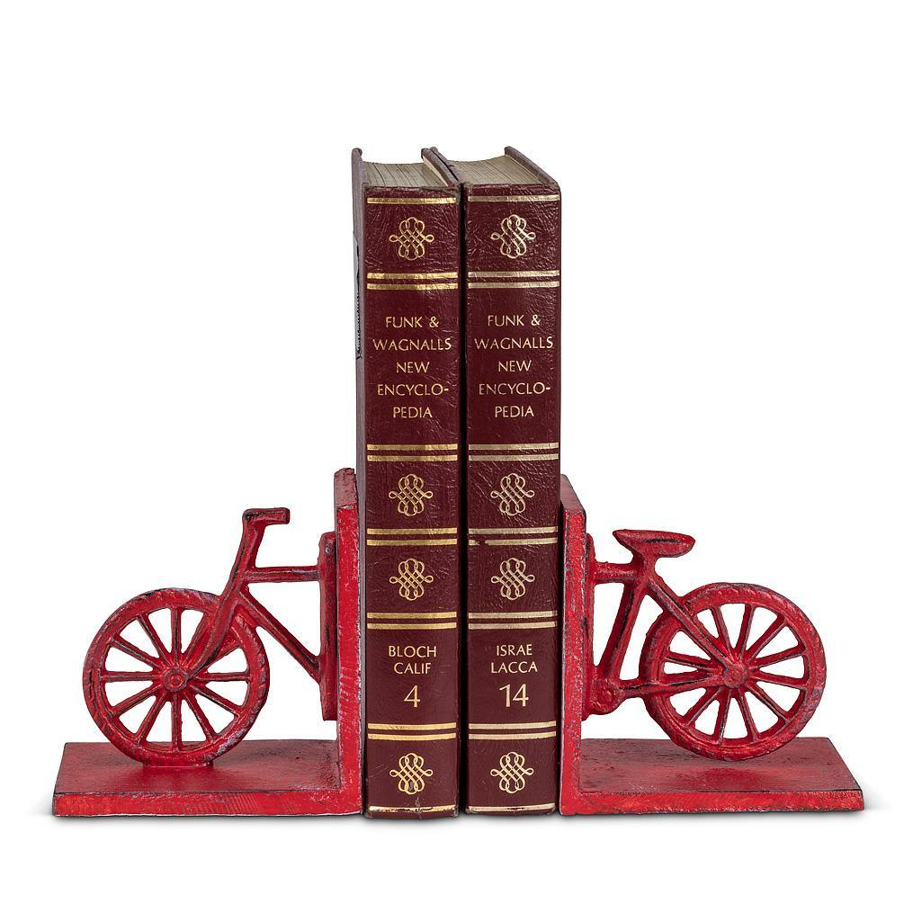 Bicycle Bookends - Netties Expressions