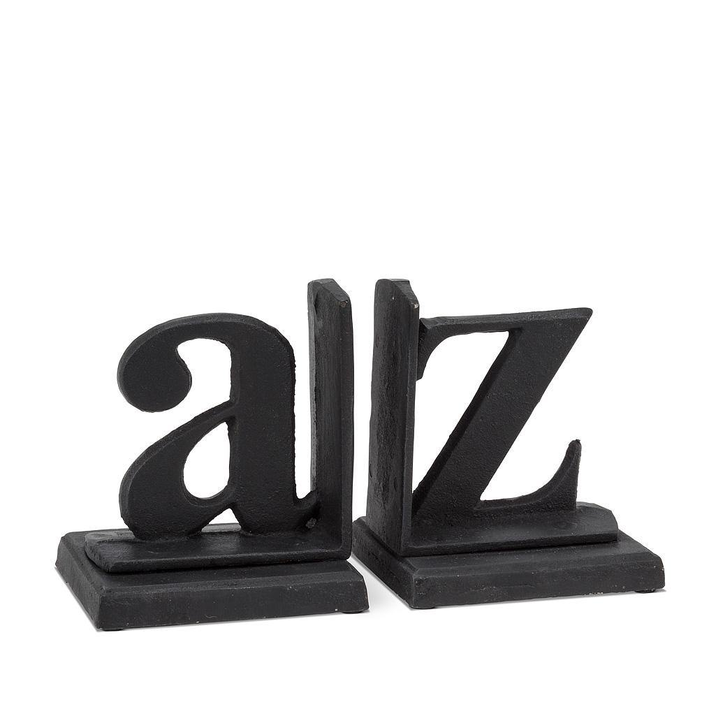 A to Z Bookends - Netties Expressions