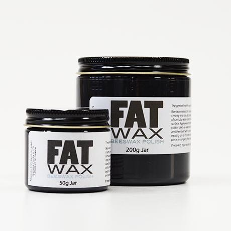 Black FAT Wax - Netties Expressions