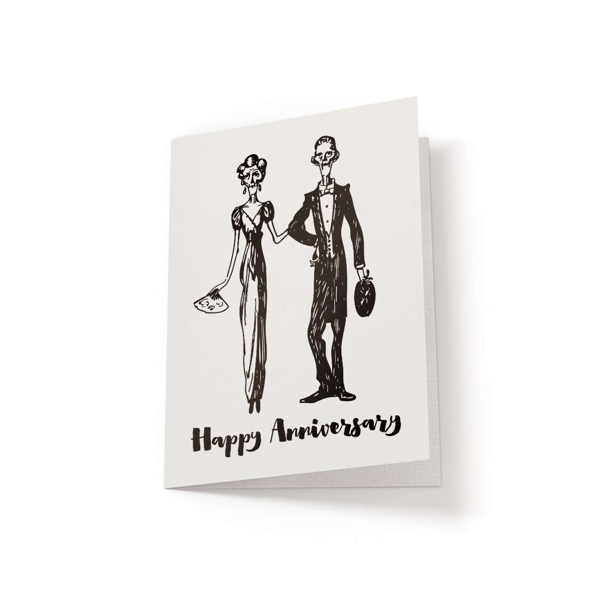 Happy Anniversary - Greeting Card - Netties Expressions
