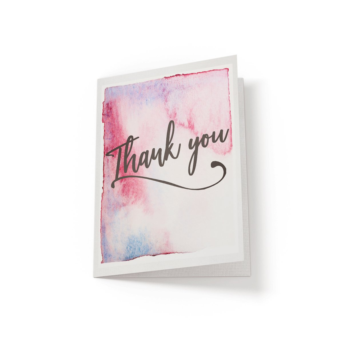 Thank you - Greeting Card - Netties Expressions