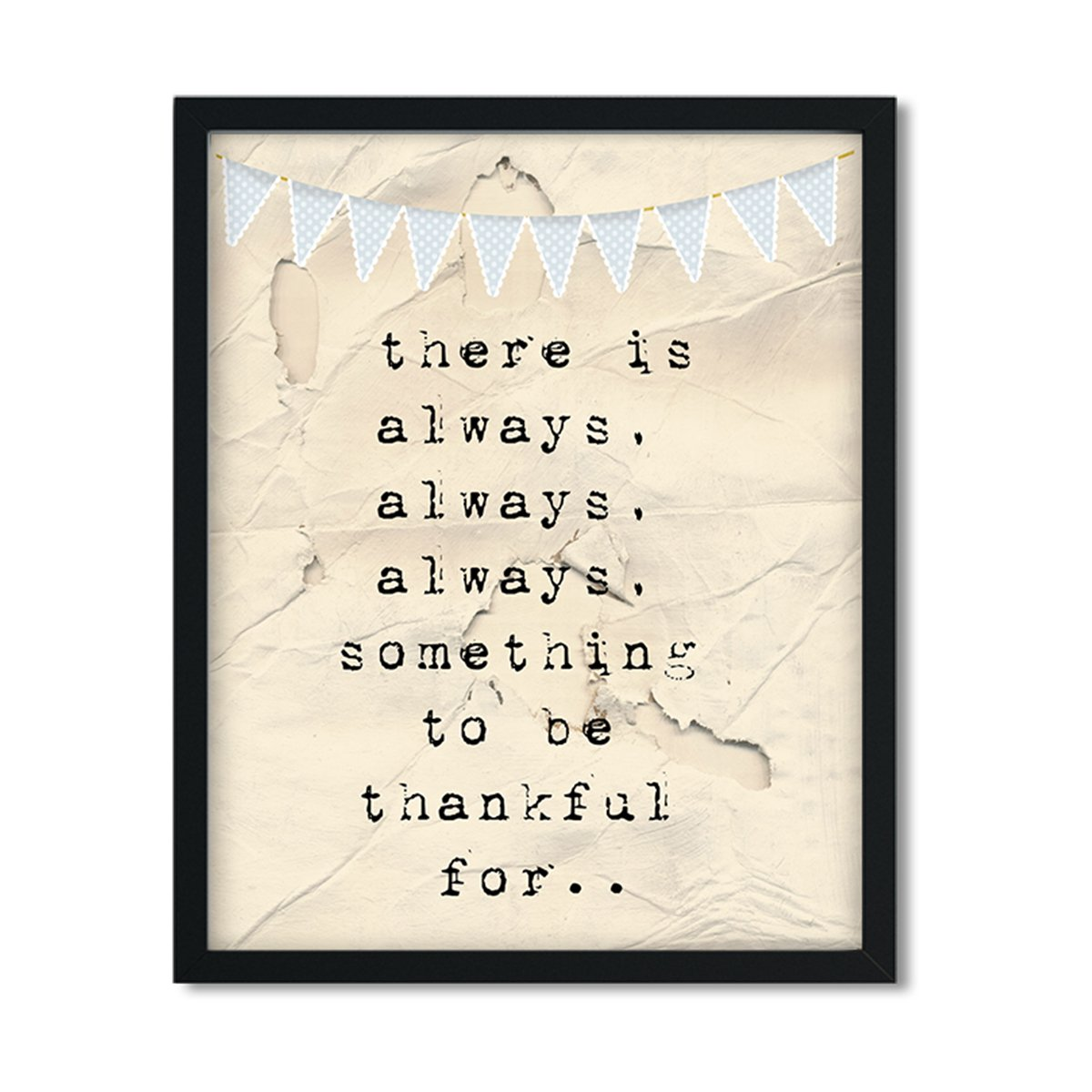 Always Something to be Thankful For - Art Print - Netties Expressions