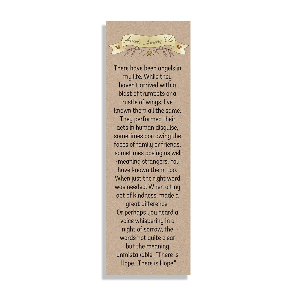 Angels among us Bookmark - Netties Expressions