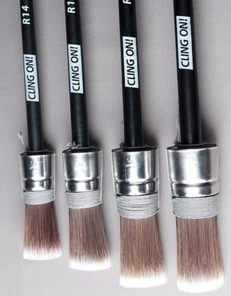 Cling On! Brush R20 - Netties Expressions