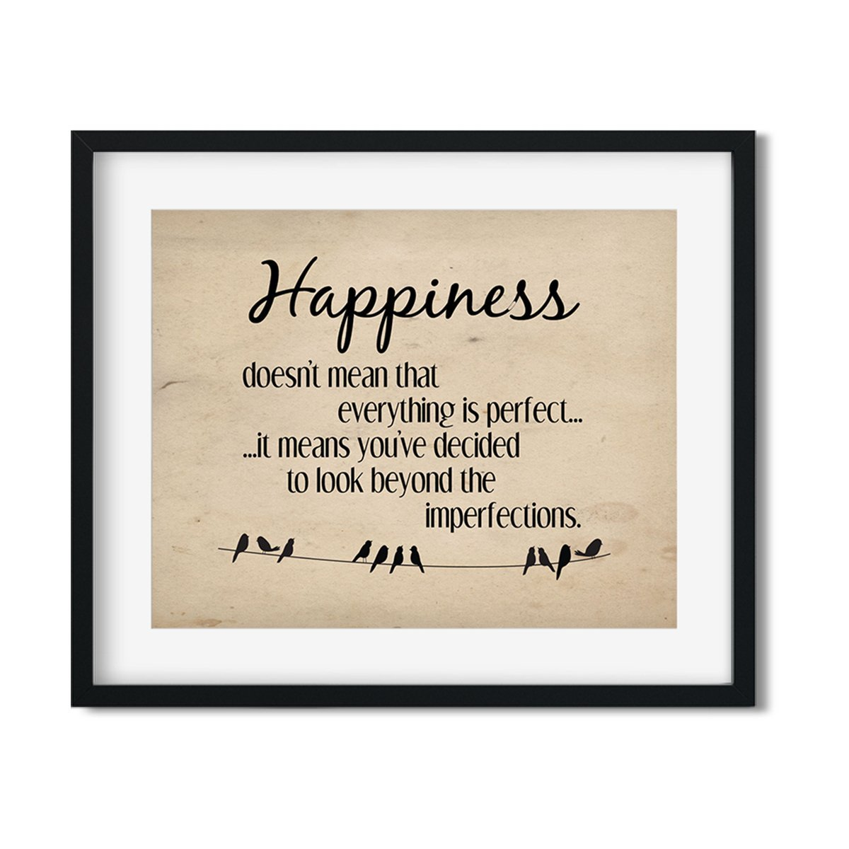 Happiness - Art Print - Netties Expressions