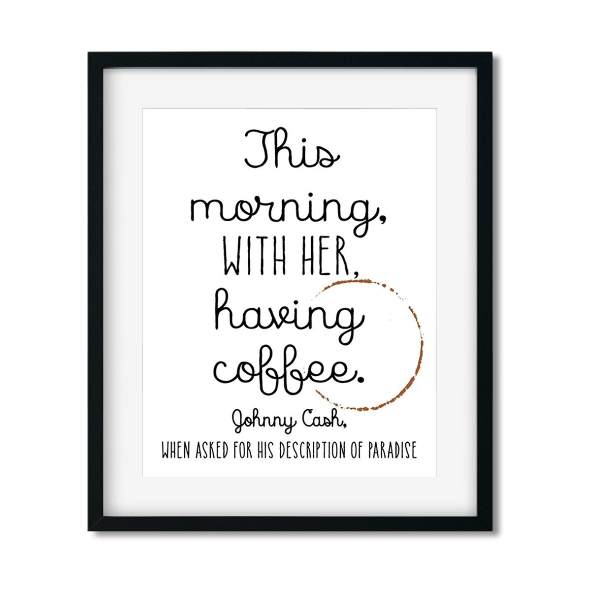 This morning - Art Print - Netties Expressions