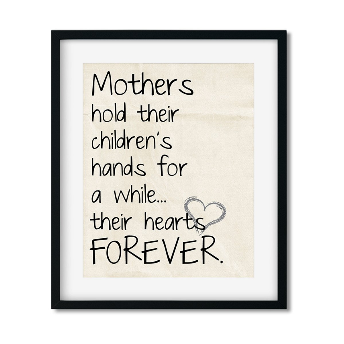 Mother's Love - Art Print - Netties Expressions