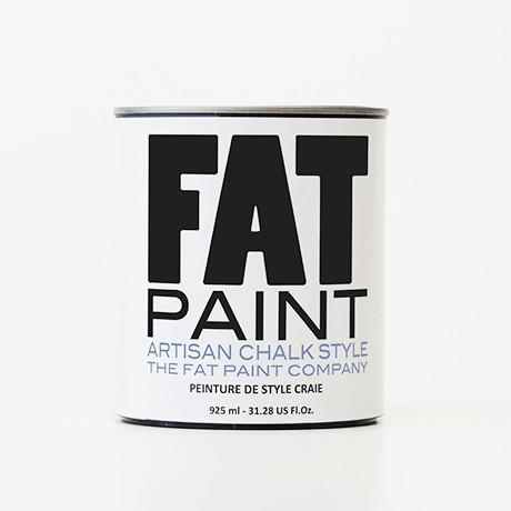 Bella Blue - FAT Paint - Netties Expressions