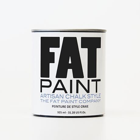 Bitter Chocolate - FAT Paint - Netties Expressions