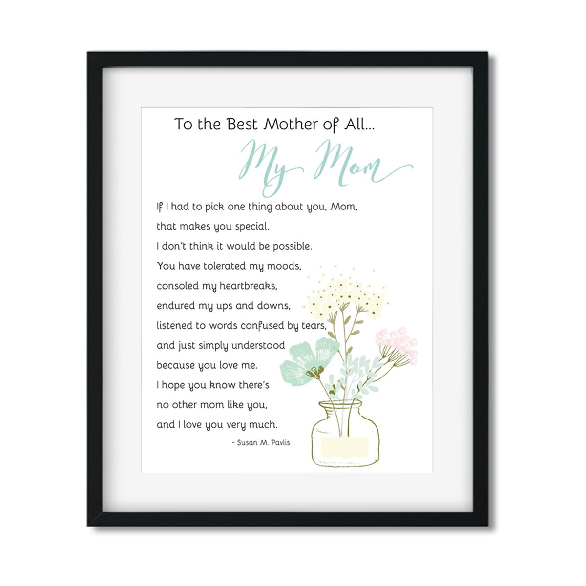 To the best Mother - Art Print - Netties Expressions