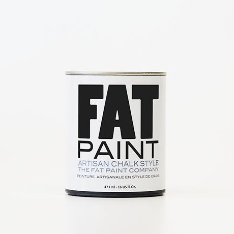 Blue Slate - FAT Paint - Netties Expressions