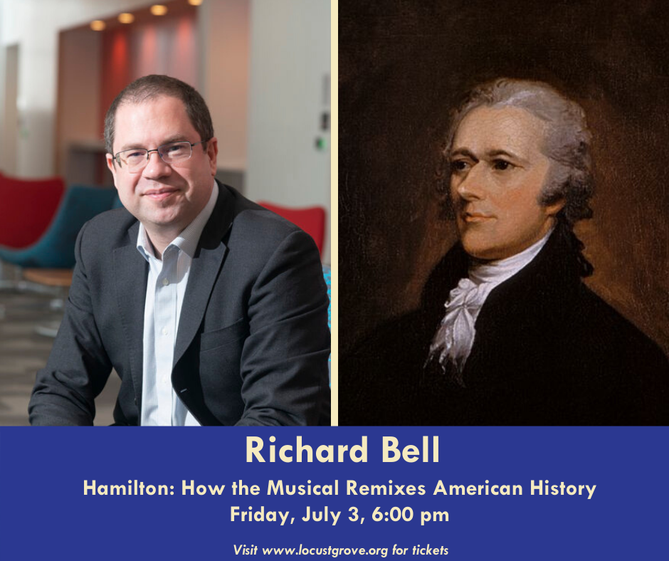 HERO LEVEL Richard Bell | Hamilton: How the Musical Remixes American History