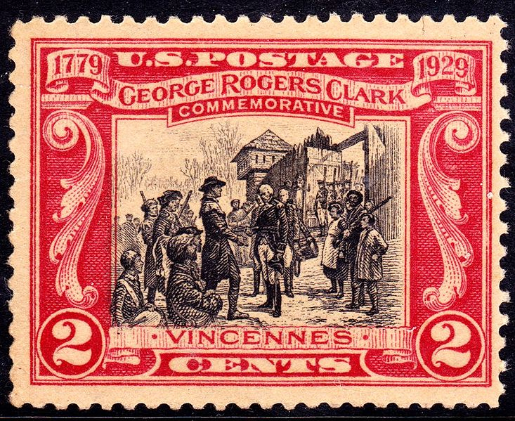 Looking for George Rogers Clark with Gwynne Tuell Potts | Thursday, April 16, 6:30 pm