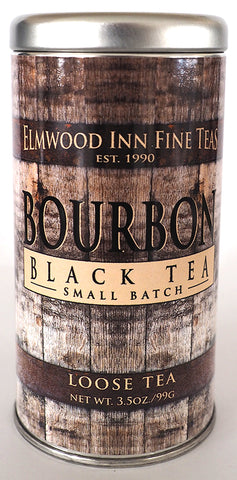 Elmwood Inn Bourbon Black Tea Loose