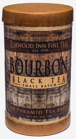 Elmwood Inn Bourbon Black Tea Bagged