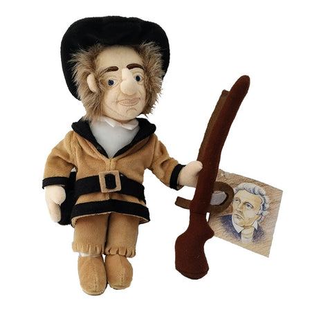 Daniel Boone Famous Be'an Doll