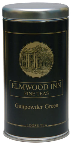 Elmwood Inn Organic Gunpowder Green Tea, Loose