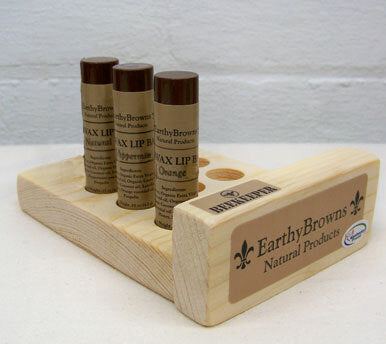Earthy Brown's Lip Balm
