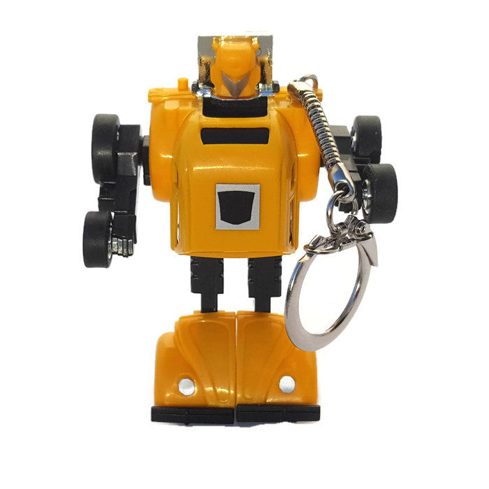 Transformers G1 80's version Bumblebee VW Beetle key chain