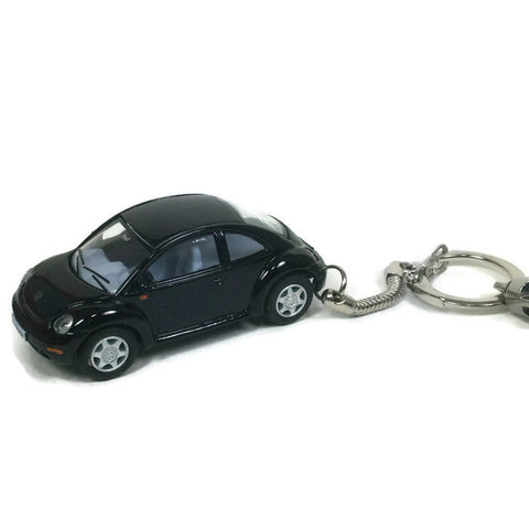 New Beetle Black key chain